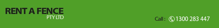 rent a fence header